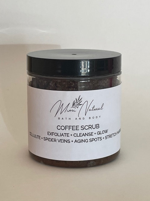 Coffee Exfoliating Scrub