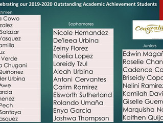 Belizario Carballo Sr Outstanding Academic Achievement Award