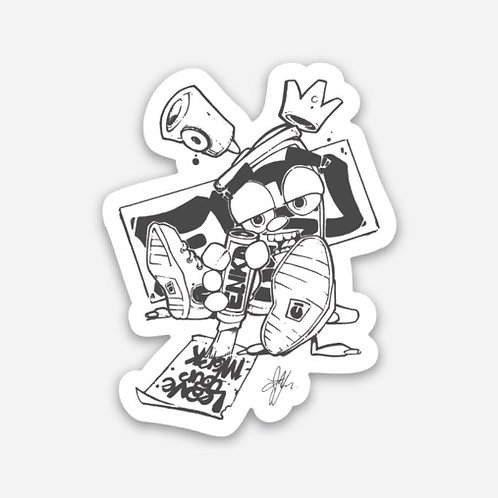 Sketcher Sticker only available w/ Sketcher design purchases