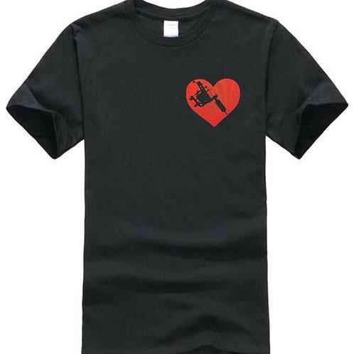 Heart Pumps Ink