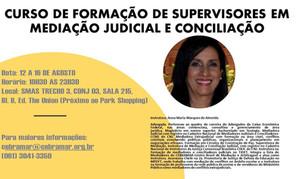 CURSO DE FORMAÇÃO DE SUPERVISORES