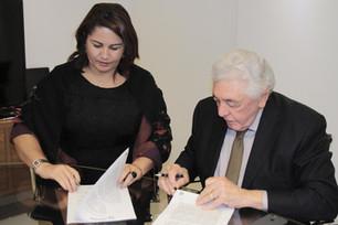 Acordo de Cooperação Técnica CEBRAMAR e FEBRAPAM