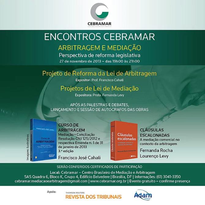 ENCONTROS CEBRAMAR