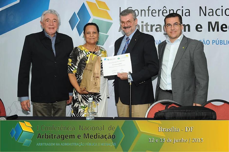 CONFERÊNCIA NACIONAL DE ARBITRAGEM E MEDIAÇÃO