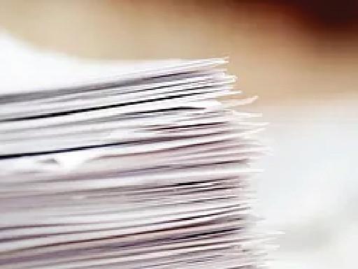 Editorial: Depósito judicial