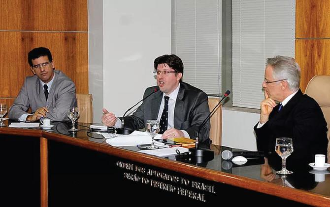 Reforma da Lei da Arbitragem é discutida em evento na Seccional