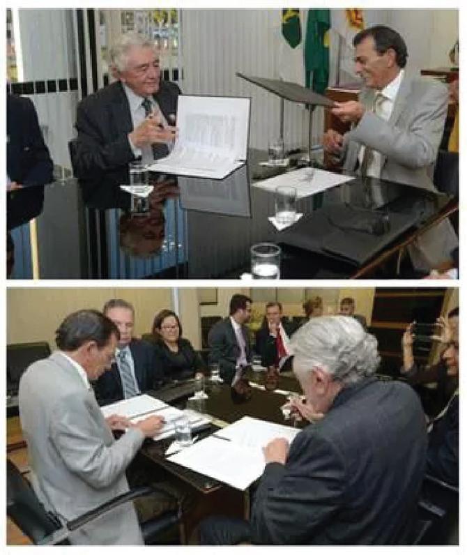 TJDFT e CEBRAMAR celebram acordo para incrementar a Mediação Judicial