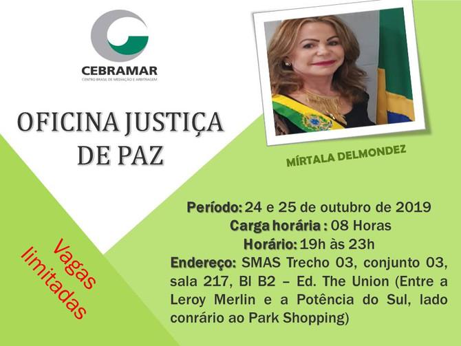 OFICINA JUSTIÇA DE PAZ