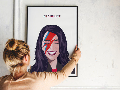 Jacinda Stardust prints available now