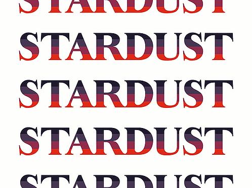 Jacinda Stardust Text Vector