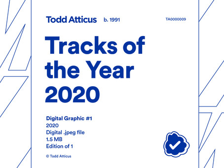 Tracks of the Year 2020