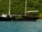 Willy T Norman Island BVI