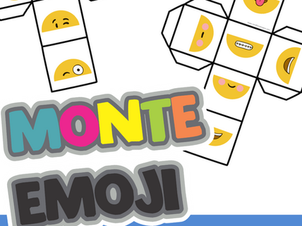 Monta emoji para brincar