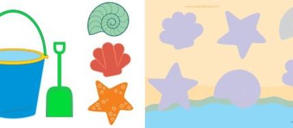 Atividade: Baldinho de praia