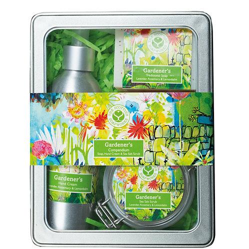 GA006 Gardener's Gift Compendium - Rosemary, Lavender and Lemonbalm