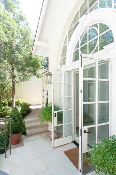 Orangerie Entry