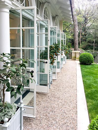 Orangerie Doorways