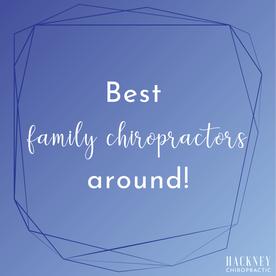 Best family chiropractors around!   - Kelley B.