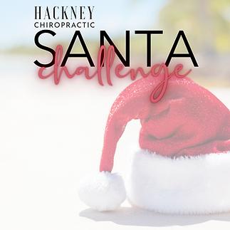 hackney chiropractic santa challenge
