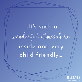 I have only been a few times so far, but I am already noticing that I am feeling better! It's such a wonderful atmosphere inside and very child friendly, which is awesome since I have a toddler with me everywhere I go. The Hackney's are so welcoming and helpful as well. Definitely worth the drive! :)   - Kaci C.