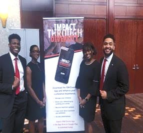 HUSCM Wins the 15th Annual ISM Diversity Conference Case Competition