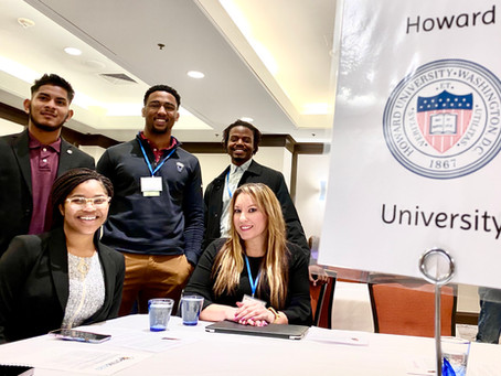 Howard SCM students place 3rd in Opstim Logistics Case Competition!