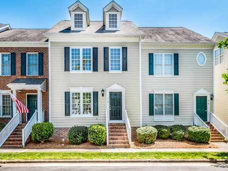 312 Madison Grove Place, Cary. List Price $275,000. Sold Price $330,000