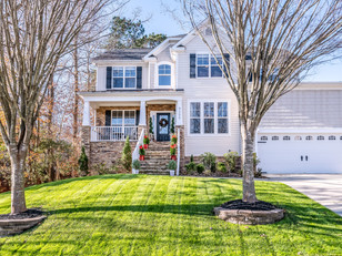 9205 Linslade Way. Wake Forest. Sold $415,000