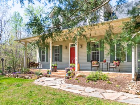 6710 Blalock Road, Bahama, North Carolina. List Price $445,000. Sold Price $516,500.