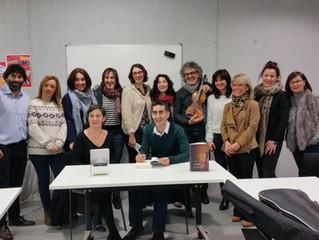 Tertulia literaria Donostia Kultura