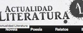 Información en el Blog Actualidad literatura