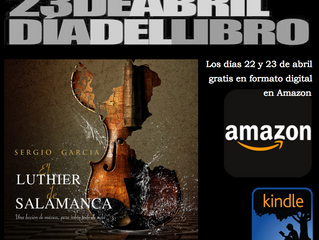 Formato digital gratis en Amazon 22 y 23 abril