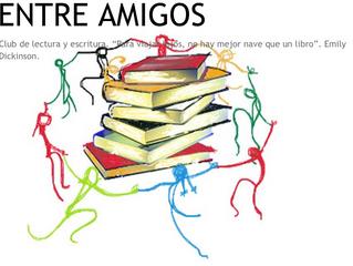 Información Club de lectura Entre amigos