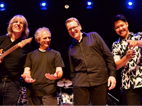 河岸留言年度薦選 MIKE STERN / DAVE WECKL BAND Featuring Tom Kennedy and Ye Huang