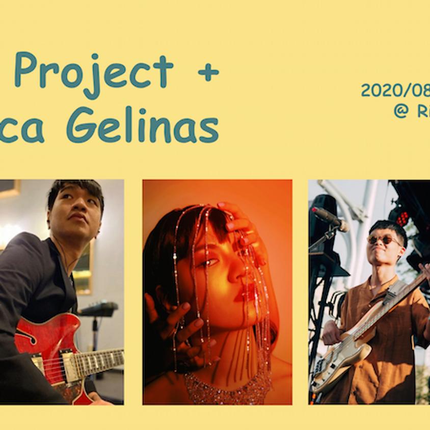 B00K Project + Jessica Gelinas 公館河岸留言