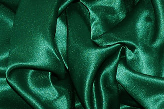 Bottle green satin round.jpg