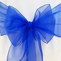 electric blue organza sash.jpg