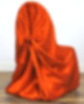 Orange Satin Tie Back Chair Cover.jpg