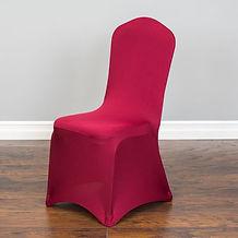 Burgundy Lycra Chair Cover.jpg