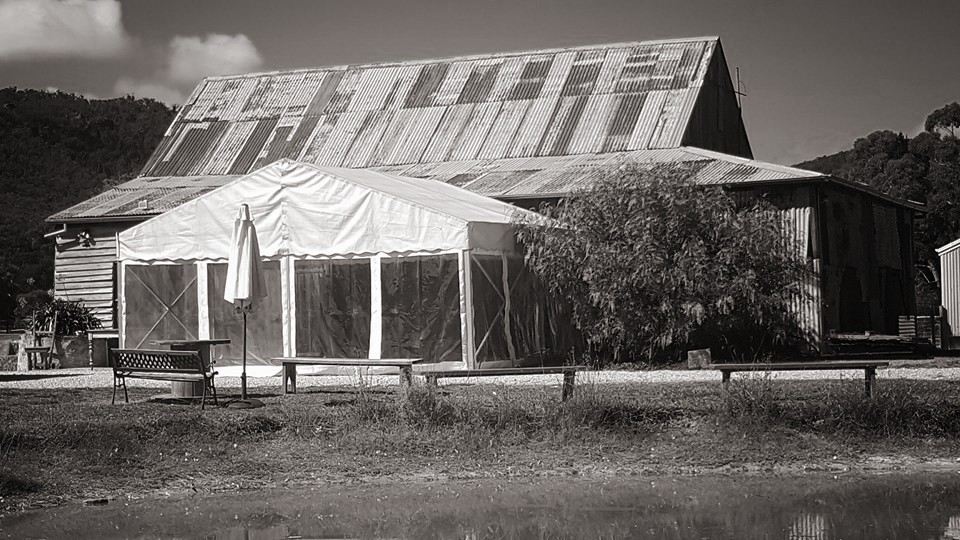 6 x 6m free standing structure.8