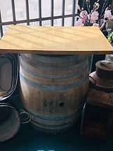 Wine barrel with Grazing Table.jpg