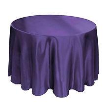 Deep purple satin round.jpg