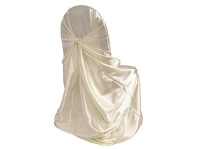 Ivory Satin Chair Cover.jpg