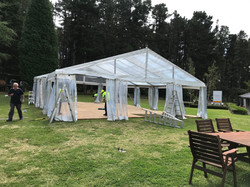 10 x 20m clear roof Allview.6