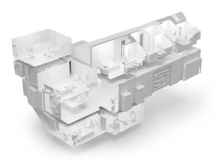 WE NOW HAVE 3 D REAL ESTATE. 95% of people are more likely to call about properties with 3D virtual