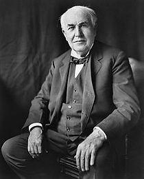 トーマス・エジソン 発明王