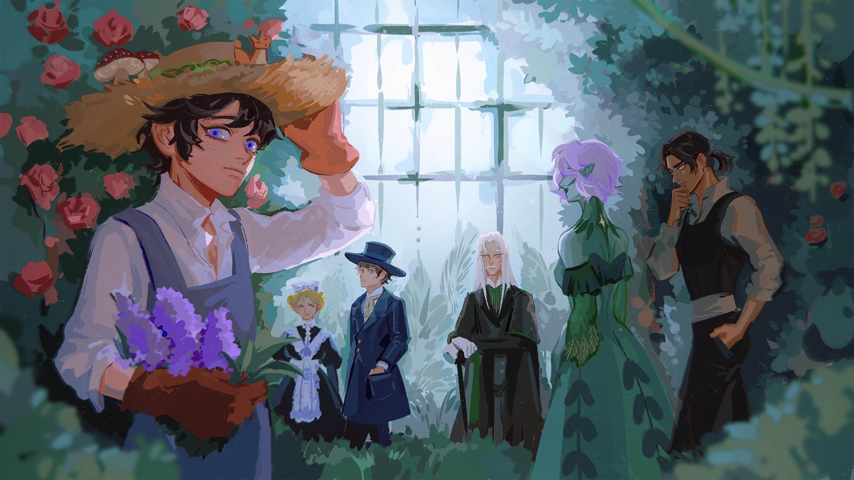 欢迎来到秘密花园