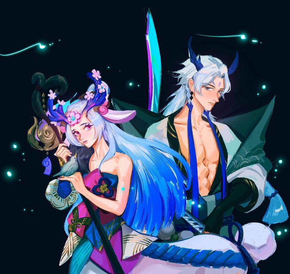 Lilia & Yone