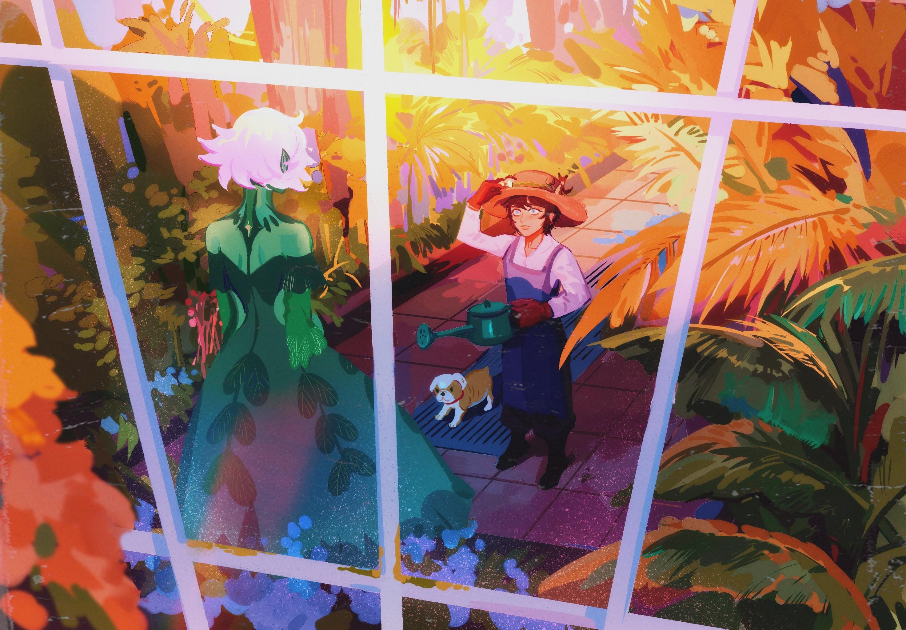 Secret garden-1