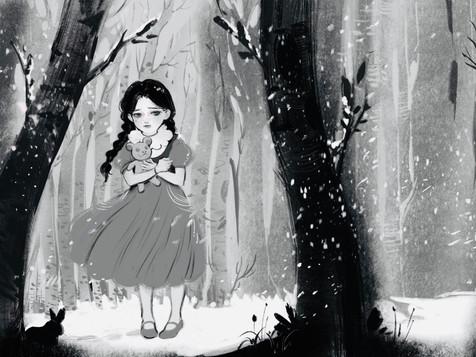 The Birch Woods